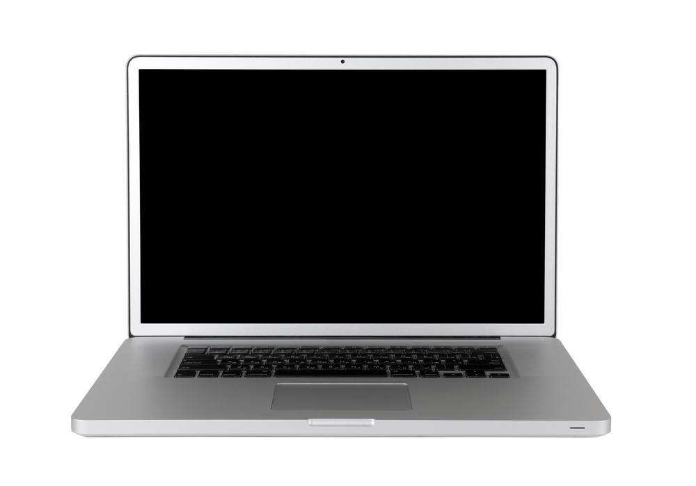 black-macbook-screen