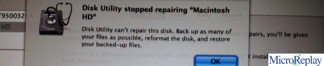 "3 methods to solve the ""Disk Utility Can't Repair"" issue"